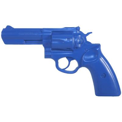 BLUEGUNS TRAINING GUN, Ruger SP101 3in, Blue, FSSP101 Training Gear