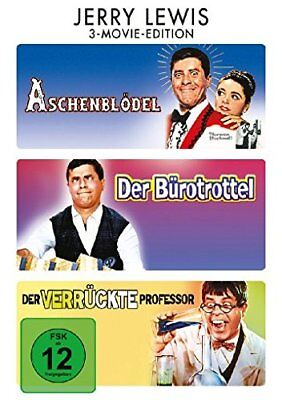 3 DVD-Box ° Jerry Lewis Movie Collection ° NEU & OVP
