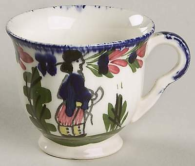 Blue Ridge Southern Pottery FRENCH PEASANT Demitasse Cup 6317752