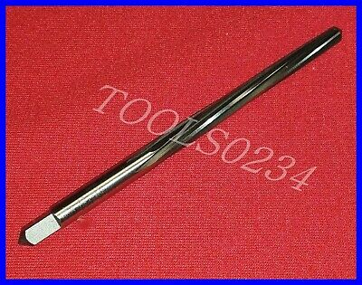Union Butterfield #3 LH Spiral Flute HS Taper Pin Hand Reamer USA RH Cut 5011149