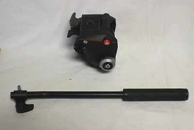 Manfrotto MHXPRO-2W XPRO Fluid Tripod Head