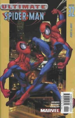 Ultimate Spider-Man #32 2003 FN Stock Image