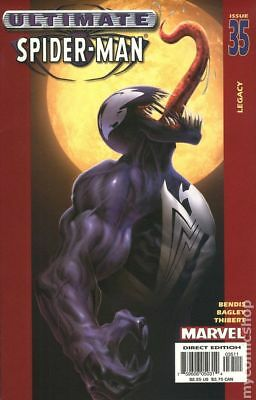 Ultimate Spider-Man #35 2003 FN Stock Image