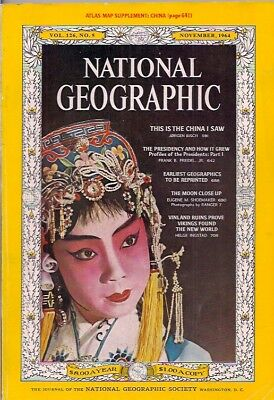 national geographic-NOV 1964-CHINA.