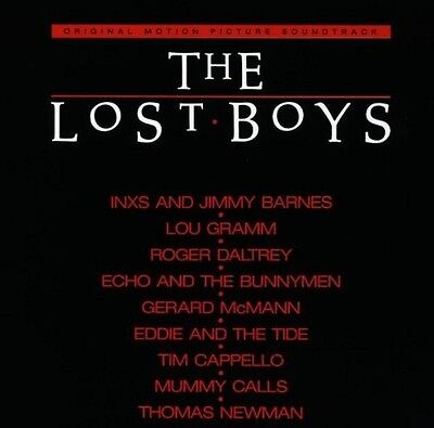 The Lost Boys ( Original Soundtrack ) - NEW CD  Inxs , Echo and Bunnymen