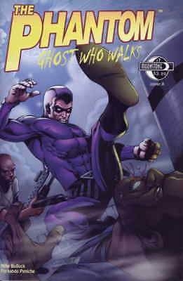 Phantom, The: Ghost Who Walks #7A VF/NM; Moonstone | save on shipping - details