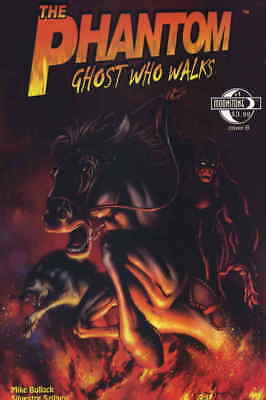 Phantom, The: Ghost Who Walks #1B VF/NM; Moonstone | save on shipping - details