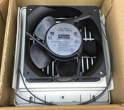 "Hoffman Model Tfp41 4"" Cooling Fan 115V 41349 New In Box"