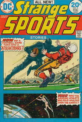 Strange Sports Stories #3 FN; DC | save on shipping - details inside