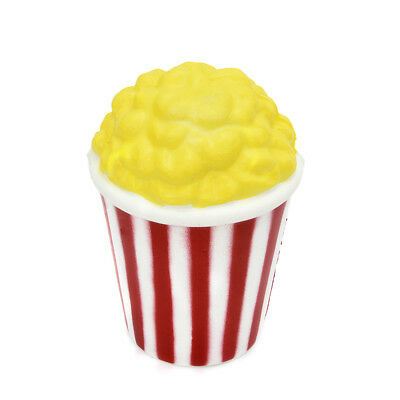 Cute Jumbo Colossal Squishy Popcorn Scented Super Slow Rising Food Toy ID87