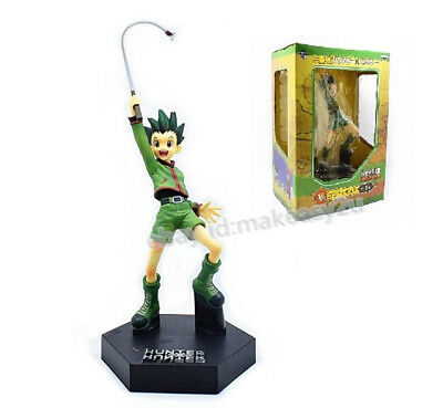Hunter X Hunter Gon Freecss Toy Figure 8 Inches Toy Doll New in Box
