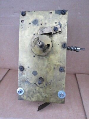 Large Antique Clock? Movement For Spares Or Repair