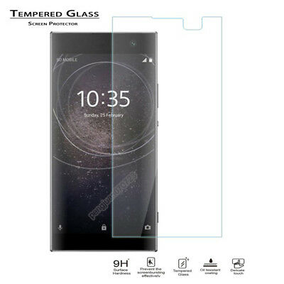 For Sony Xperia XA2  Phone 9H Tempered Glass Screen Protector Guard Film