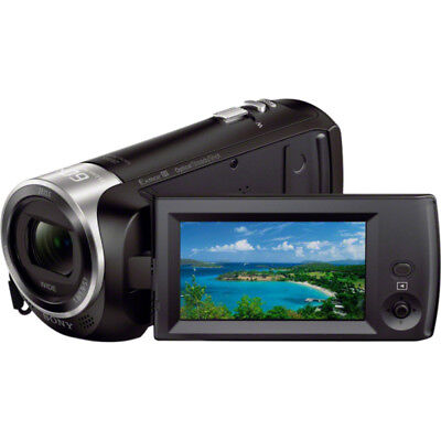 HDR-CX405/B Full HD 60p Camcorder - OPEN BOX