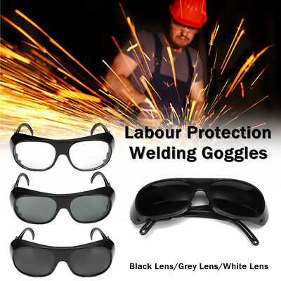 3Pcs Welding Protective Glasses Goggles Eyes Protection Labour Working Welder