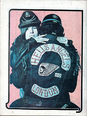 OZ No.20:April 1969-Hell's Angels Issue,Jimmy Page,Incredible String Band