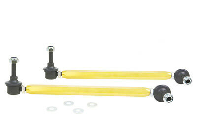 Whiteline Adjustable Front Anti Roll Bar Link Fiat Grande Punto Abarth (199)