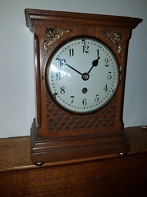 English Bracket /mantel Clock