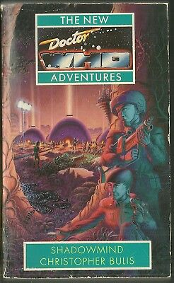 OOP - Paperback Book - DOCTOR WHO - SHADOWMIND - Christopher Bulis - Virgin