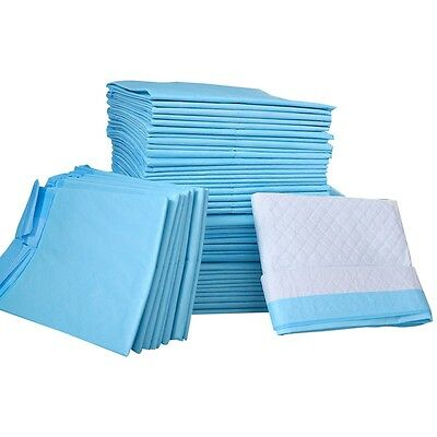 100PCS 30''x36'' Puppy Pet Pads Dog Cat Wee Pee Piddle Pad Training Underpads US