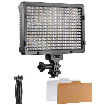 Neewer PT-308S LED 20W Dimmable On-camera Video Light for Canon Nikon Pentax