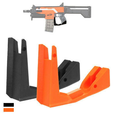 Worker MOD F10555 Handle Guard Grip End 3D printed for Nerf STRYFE Modify Toy