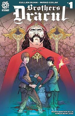 BROTHERS DRACUL (2018) #1 New Bagged