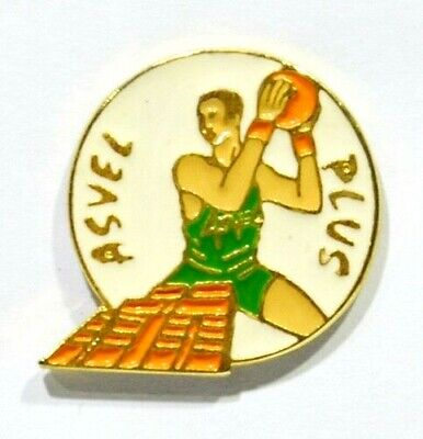 Pins Basket Ball Asvel Plus 69 Villeurbanne Rhone