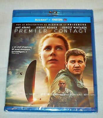 BLU RAY *** PREMIER CONTACT ***  ( Neuf sous blister )