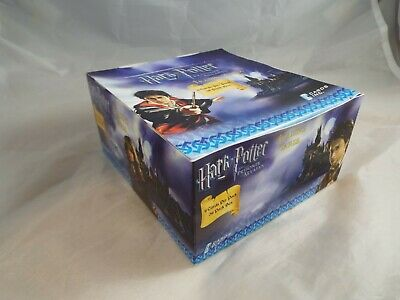 HARRY POTTER AND THE PRIGIONIERO DI AZKABAN Carte Collezionabili BOX