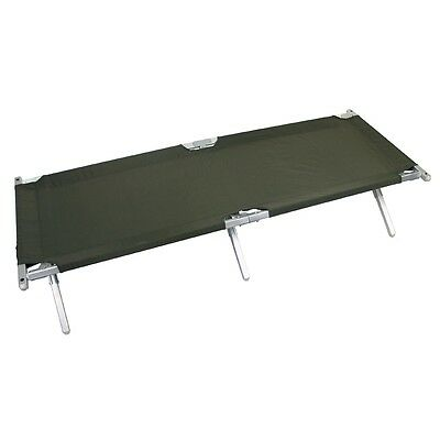 MFH Bed Cot from field military camping US 77 5/8x27 3/16x16 7/8in Nylon 31904