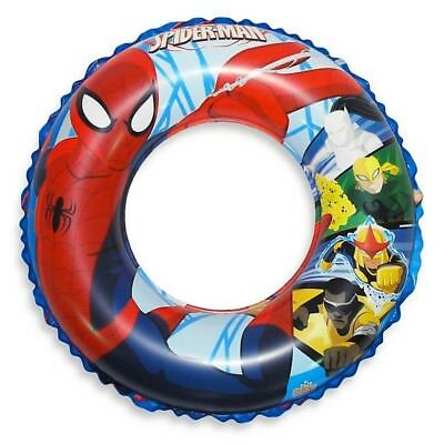 1 Bouee Ultimate Spiderman 50 Cm 3 A 5 Ans Piscine Plage