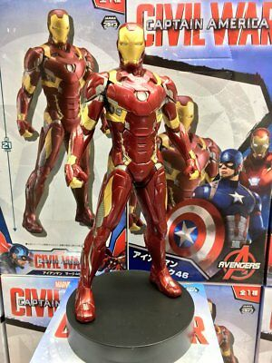 Marvel Capitan America Civil War Figure Iron Man Mark 46 Sega 2018