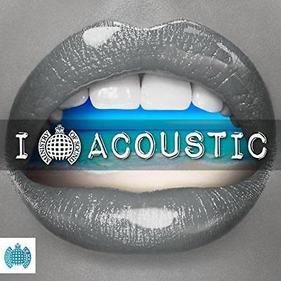 I Love Acoustic - Ministry Of Sound - Various (NEW 3CD)
