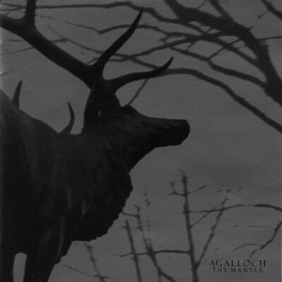 AGALLOCH - The Mantle  DLP  CLEAR