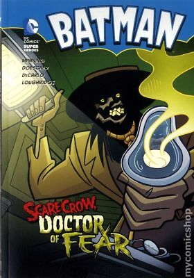 DC Super Heroes Batman: Scarecrow, Doctor of Fear SC #1-1ST 2014 NM Stock Image