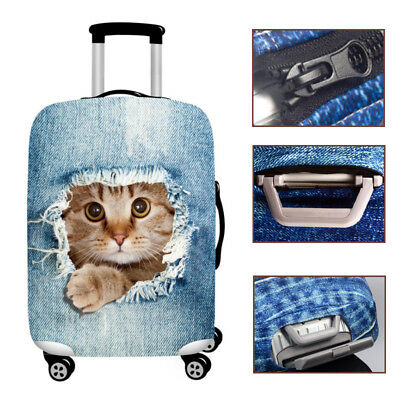 Travel Elastic Luggage Suitcase Protector Cover Dust-proof Case Dust Proof Bag