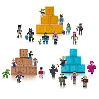 Roblox Mystery Mini Figures Series 1(Gold), 2 & 3 *CHOOSE YOUR FAVOURITE*