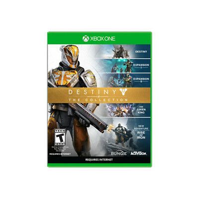 Destiny: The Collection - Xbox One Video Game - FPS video game NEW