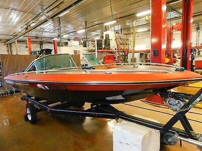 16' Checkmate Trimate II 140HP Mercury Outboard w/Trailer T1269851