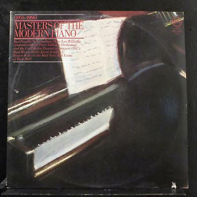 Various - Masters Of The Modern Piano 2 LP VG+ VE-2-2514 USA 1976 Vinyl Record
