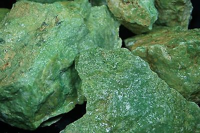 Natural Aventurine  5 LB Lot of   Rough Rock  Lapidary from afghanistan