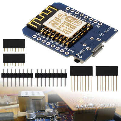 1PCS NodeMcu Lua ESP8266 ESP-12 Mini WIFI Internet Development Board Module