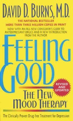 Feeling Good The New Mood Therapy by David D. Burns 9780380810338