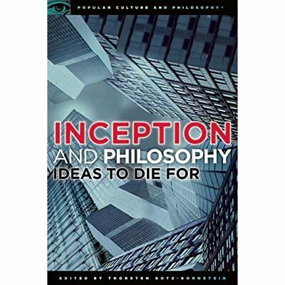 Inception and Philosophy (Popular Culture and Philosoph - Paperback NEW Botz-Bor
