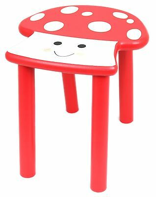 Magical Woodland Fairy Toadstool Stool For Children