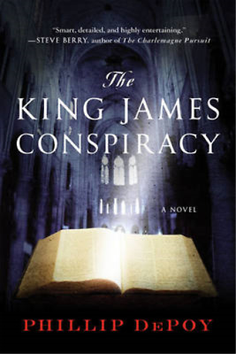 The King James Conspiracy, Phillip Depoy, Used; Good Book