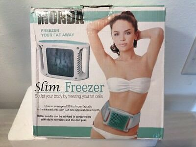 Slim Freezer Fat Reduction Sculpt Freeze System with Power Adapter and Belt