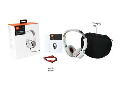 d14005c95a9 New JBL Synchros S300a Premium On-Ear Headphones Android Remote Microphone  White