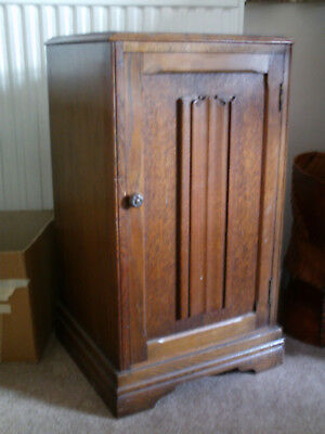 Antique Early 20th Century Bedside Locker